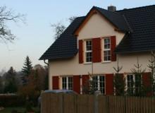 Hausansicht des Einfamilienhauses in Döbeln