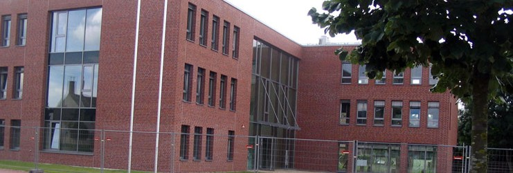 Gebäudeansicht von E.On-Avacon in Salzwedel