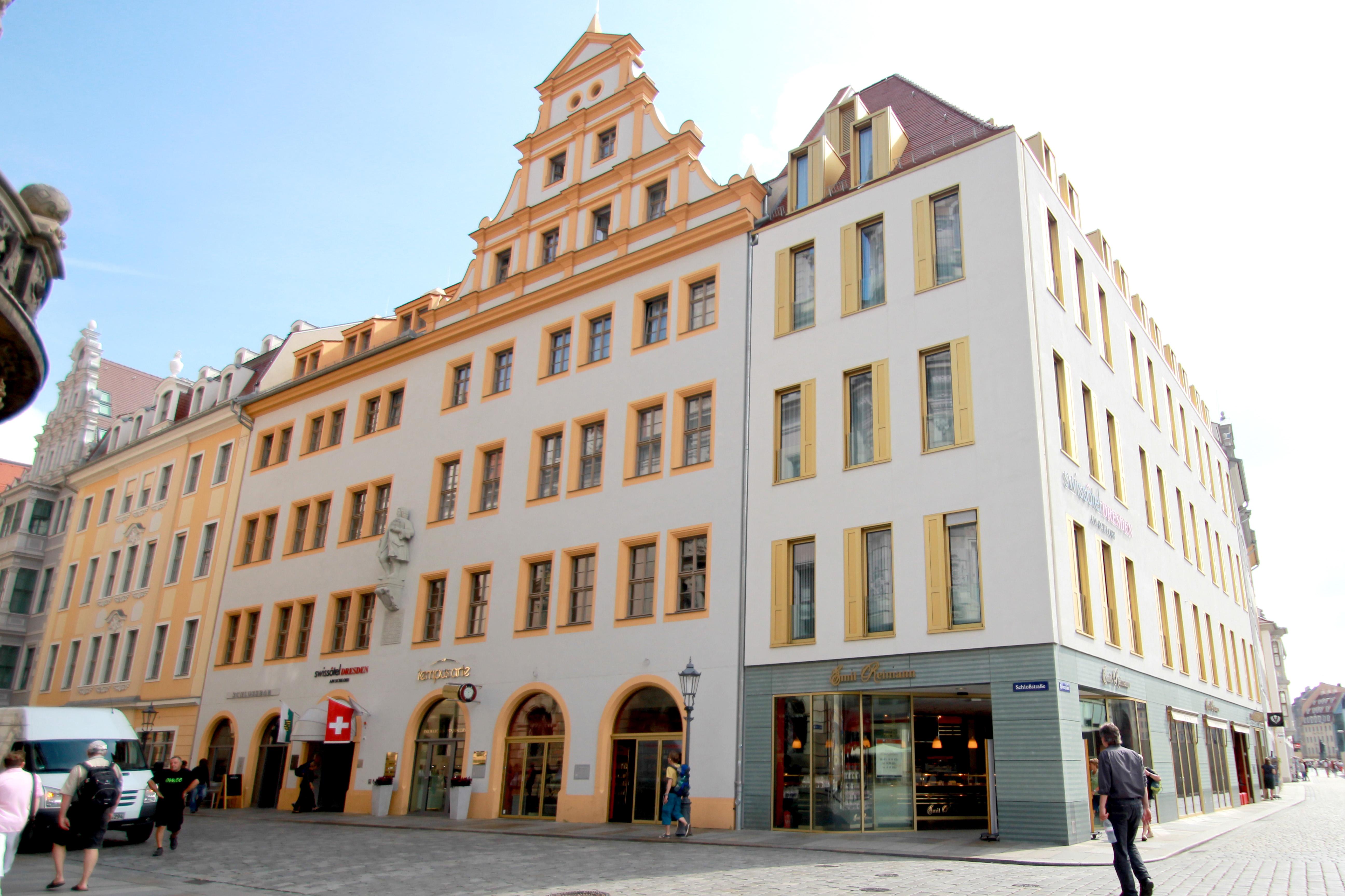 2012 2013 Hotel Swissôtel In Dresden Ftp Projekt
