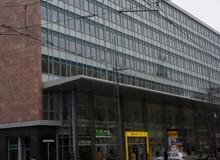 Gebäudeansicht des Geschäftshauses Straße der Nationen in Chemnitz