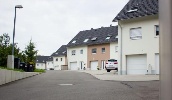 Wohnanlage Berthelsdorfer Straße in Freiberg